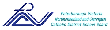 Peterborough Victoria Northumberland County Catholic District School Board Logo